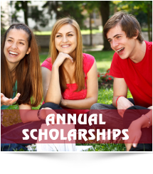 Annual Scholarships